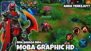 Graphic edan! MAP Bagus Banget! HEROES ARENA Gameplay Anothe BEST MOBA 2018