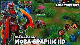 Graphic edan! MAP Bagus Banget! HEROES ARENA Gameplay Anothe BEST MOBA 2018