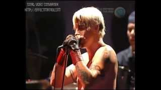 Red Hot Chili Peppers - Soul to Squeeze live at Big Day Out 2000