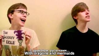 Harry Potter in 99 Seconds (русские субтитры)