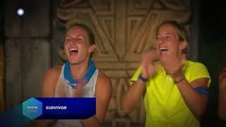 Survivor 2019   Εμφάνιση έκπληξη της Χριστίνας Μπόμπα στο quiz