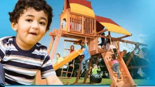 Memphis Swing Set-call (901) 888-3523 - Happy Backyards