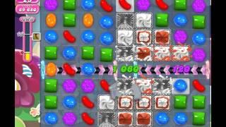 Candy Crush Saga Level 1228 (No booster, 3 Stars)
