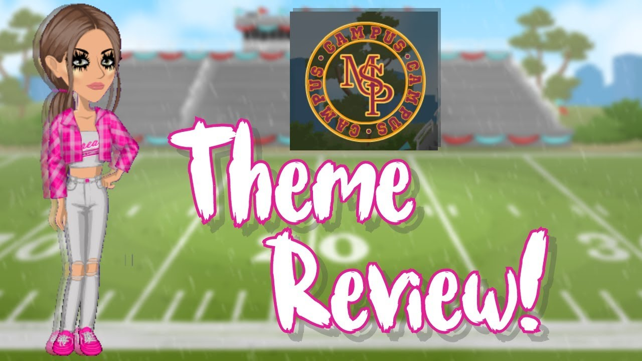 MSP Campus Theme Review! + RARE WEEK IS COMING?! ♥