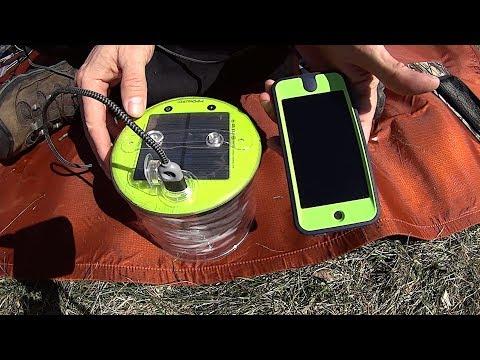 MPOWERD Luci  Solar Light Pro Series: Outdoor 2.0. Ultimate Prepper Lantern