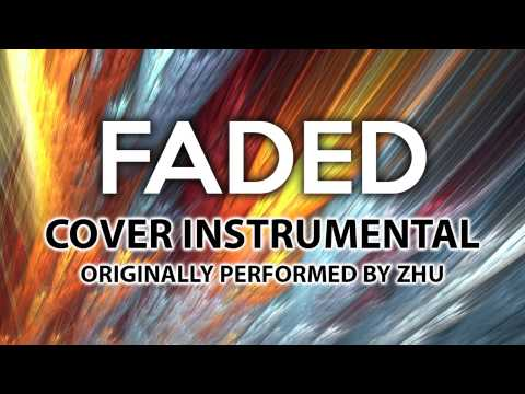 Faded (Cover Instrumental) [In the Style of ZHU]