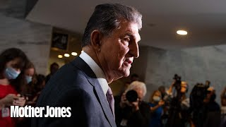 Manchin Is Considering Leaving the Democratic Party—and He Has an Exit Plan