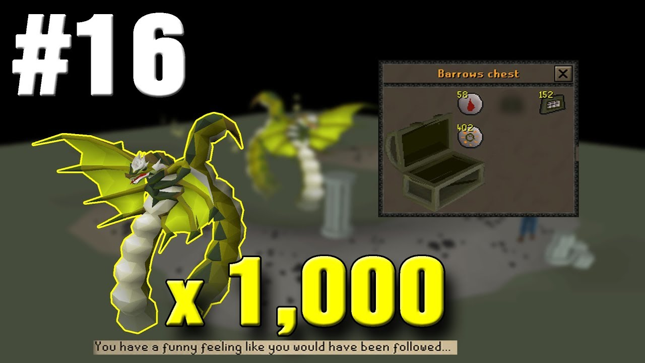 OSRS Ironman Episode 16 - Insanely lucky & unlucky RNG