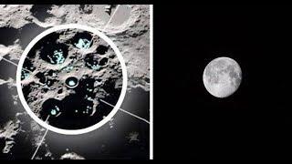 Moon BOMBSHELL: NASA satellite observes 'moving water' on Moon's surface