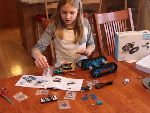 Makeblock Educational Starter Robot Build Kit Review