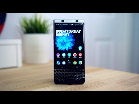 Top 5 Best BlackBerry KEYone Features!