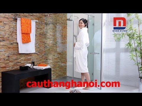 Phòng tắm kính - 101 mẫu vách tắm kính - Cabin tắm kính cường lực đẹp nhất