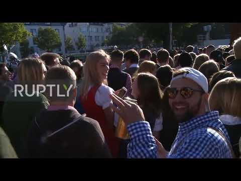 germany:-munich-ramps-up-security-as-186th-oktoberfest-kicks-off