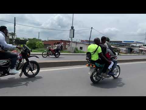 DOUALA, Cameroun: Mai 2019