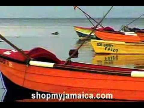 Fishing Boats At Dusk Jamaica