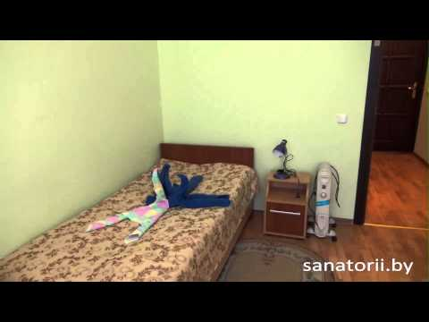 Санаторий Белая вежа - корпуса, Санатории Беларуси
