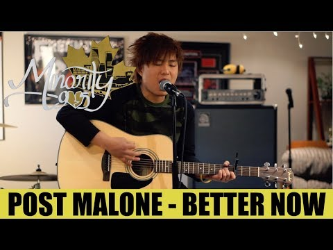 Post Malone - Better Now (Acoustic Cover by Minority 905)