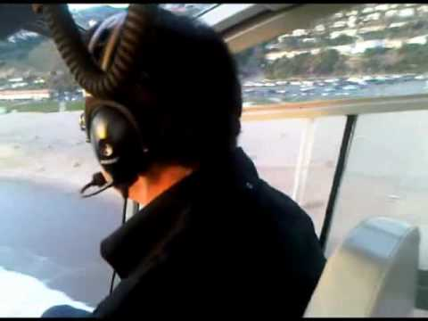 ParsPilot Santa Monica Helicopter Flight, January 2, 2010