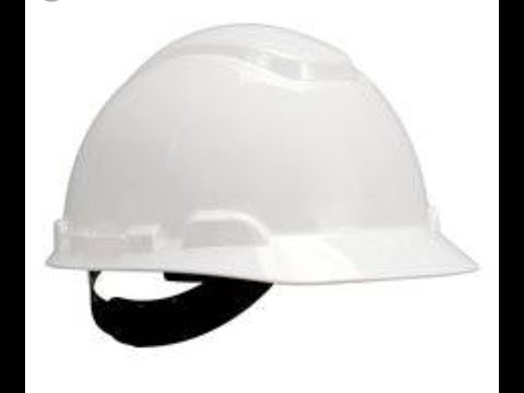 The Best and Easiest 3M Hard Hat Assembly - YouTube