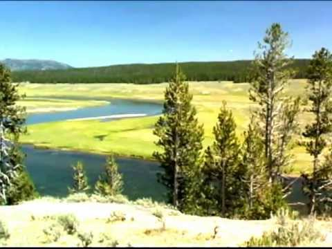 Inside Yellowstone - Hayden Valley