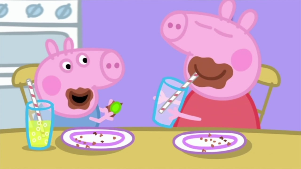 Peppa pig italiano compilazione di episodi completi 1 for Peppa in italiano