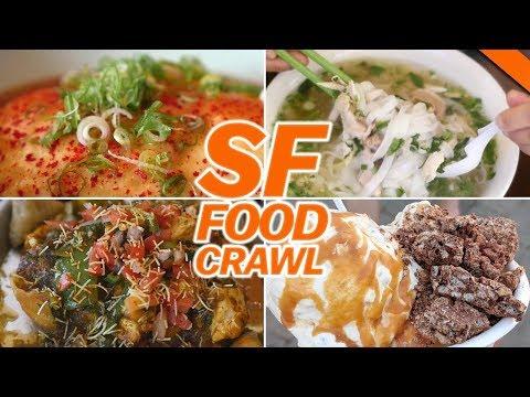 7-HOUR SAN FRANCISCO FOOD CRAWL - Fung Bros Food