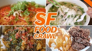 7-HOUR SAN FRANCISCO FOOD CRAWL - Fung Bros Food