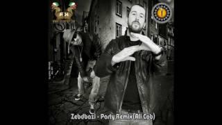 Zed Bazi - Party - AliCOB Remix ( FarsiHipHop Exclusive )