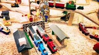 Thomas Wooden Railway Layout (#9)