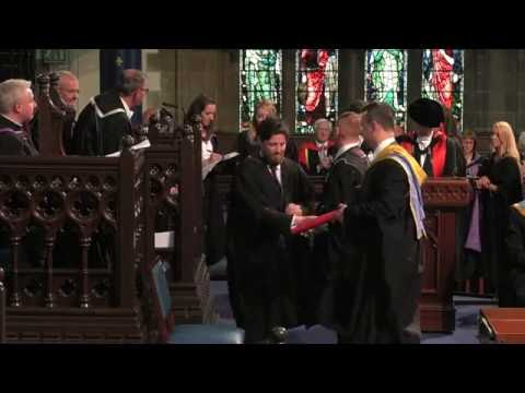 Glasgow University BEd Primary Education Graduation - 24/06/2016