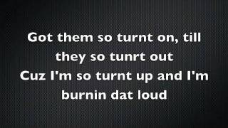 T.I ft Trey Songz - Oh yeah (lyrics on screen)
