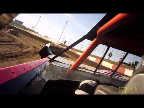 peoria speedway allen ellis hot laps 4/22/17