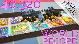 World largest Puzzle with 40.320pc. FULLY FINISHED | Disney by Ravensburger