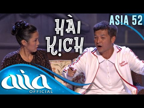 «HÀI KỊCH : ASIA 52» Nắng Hoàng Hôn - Quang Minh, Hồng Đào, Johnathan Phan