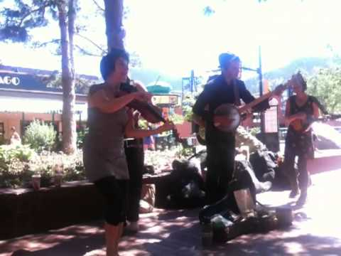 Barefoot Surrender: Boulder Pearl Street Mall music from Tennessee