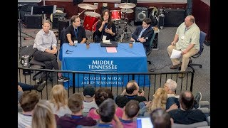 MTSU hosts pop music educators at 2018 APME Conference