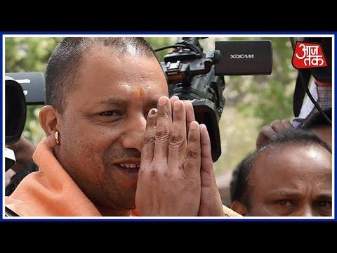 Watch UP CM Yogi Adityanath Speak At KGMU Hospital, Lucknow