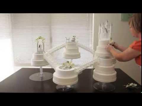 Fantastic Costco Wedding Cakes Thick Wedding Cake Pops Solid Fake Wedding Cakes Vintage Wedding Cakes Youthful 2 Tier Wedding Cakes OrangeY Wedding Cake Toppers Cinderella Wedding Cake   YouTube