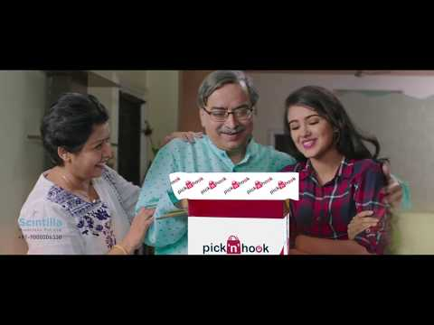 Pick N Hook Ad Film | Done by Scintilla Kreations | Telugu AD Film & advertising makers in Hyderabad