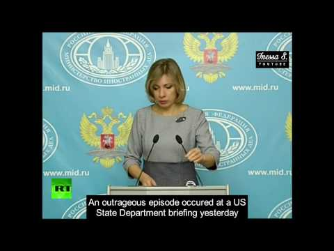 Russia hands US its ass - Response to John Kirby 17.11.2016
