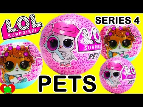 Lol Surprise Pets Series 4 Eye Spy Decoder Kak Pozdravit S Dnem