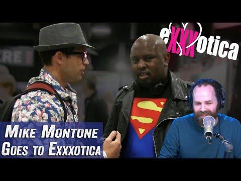 Mike Montone Goes To Exxxotica - Jim Norton & Sam Roberts