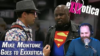 Mike Montone Goes To Exxxotica - Jim Norton & Sam Roberts
