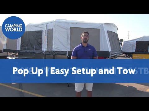 2018 Livin Lite Quicksilver 10.0  | Pop Up Camper | Charcoal - RV Review