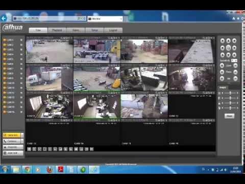 Camaras de seguridad entorno dvr dahua youtube - Camaras de vigilancia con grabacion ...