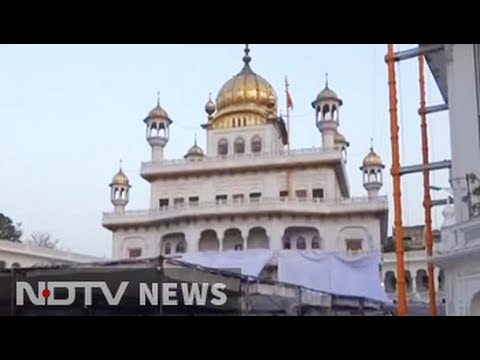 Amritsar on alert on anniversary of Operation Bluestar