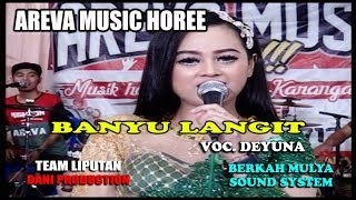 AREVA MUSIC HOREE // Banyu Langit // Voc. Deyuna