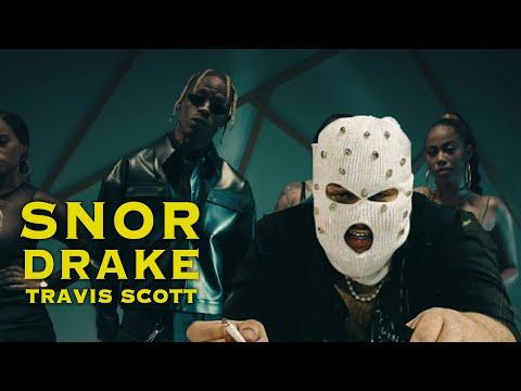 SNOR X DRAKE X TRAVIS SCOTT - DE9A DE9A - (Official Remix By Nash)