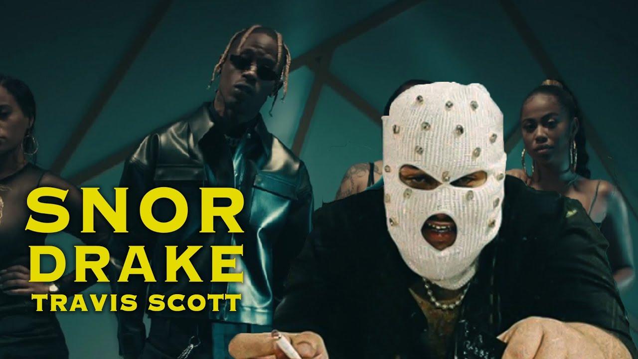 Download SNOR x DRAKE x TRAVIS SCOTT - DE9A DE9A - (Official Remix by Nash)