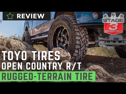 Toyo Open Country R T Rugged Terrain Tire Review You